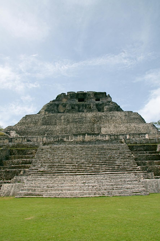 Zunantunich, Mayan Ruins, Belize