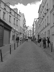 Paris' Street