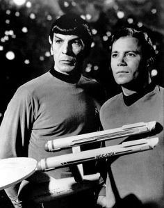 512px-Leonard_Nimoy_William_Shatner_Star_Trek_1968.JPG by NBC TV